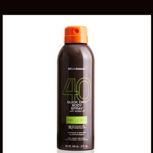 MDSolarSciences Quick Dry Body Spray 6 oz