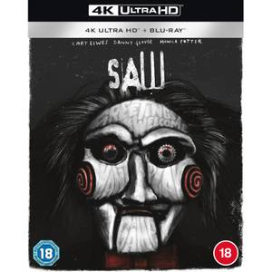 Saw - 4K Ultra HD