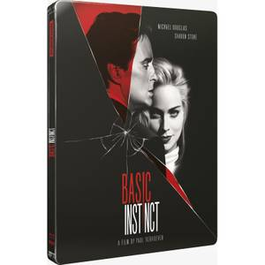 Basic Instinct - Zavvi Exklusives 4K Ultra HD Steelbook (inkl. Blu-ray)