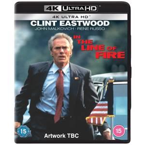 In the Line of Fire - 4K Ultra HD
