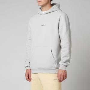 Holzweiler Men's Fleek Pullover Hoodie - Light Grey