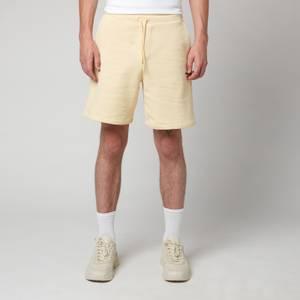 Holzweiler Men's Falk Shorts - Light Yellow
