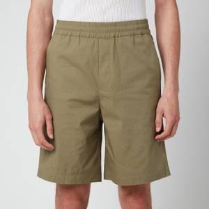 Holzweiler Men's Raford Shorts - Olive Green
