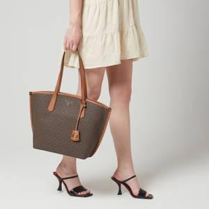 MICHAEL Michael Kors Women's Jane Tote Bag - Brown/Acorn