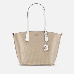 MICHAEL Michael Kors Women's Jane Tote Bag - Gold