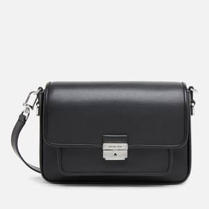 MICHAEL Michael Kors Women's Bradshaw Messenger Bag - Black