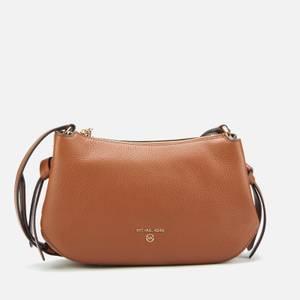 MICHAEL Michael Kors Women's Grand Messenger Bag - Luggage