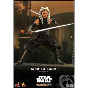 Hot Toys Star Wars The Mandalorian Action Figure 1/6 Ahsoka Tano 29 cm