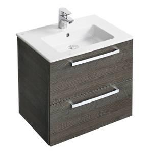 Ideal Standard Tempo 50cm Vanity Unit Pack - Lava Grey