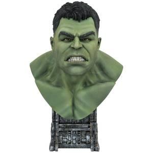 Diamond Select Marvel Legends In 3D Thor: Ragnarok 1/2 Scale Bust - Hulk
