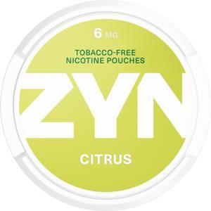 ZYN® Citrus Strong