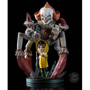 Quantum Mechanix IT Pennywise We All Float Q-Fig Max Elite
