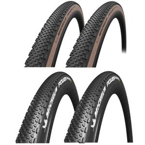 Michelin Power Gravel Tubeless Tyre Twin Pack