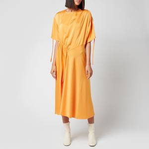Stine Goya Women's Davina Dress - Orange