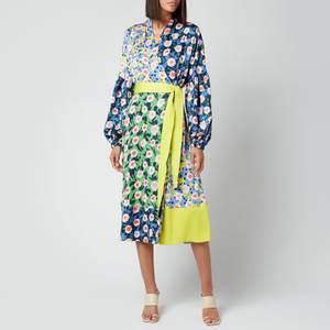 Stine Goya Women's Karla Dress - Flowermarket Mix