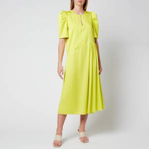 Stine Goya Women's Kori Dress - Yellow
