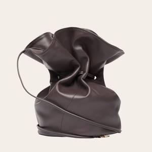 Little Liffner Women's Vase Bag - Coal