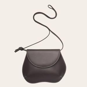 Little Liffner Women's Pebble Mini Bag - Coal