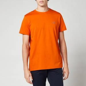 GANT Men's Original Short Sleeve T-Shirt - Savannah Orange