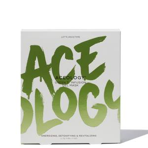 Aceology Green T. Infusion Gel Mask (4 Pack)