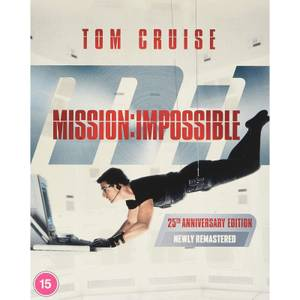 Mission Impossible 25th Anniversary Edition