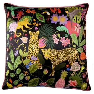 Karen Mabon Rainforest Cushion - Green - 60x60cm