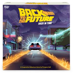 Funko Signature Board Games Back To The Future: Back In Time