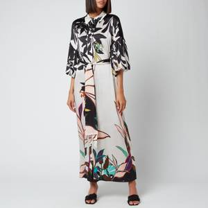 Munthe Women's Purulia Dress - Ivory