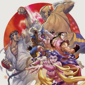 Laced Records - Street Fighter Alpha: Warriors' Dreams (Original Soundtrack) 2xLP