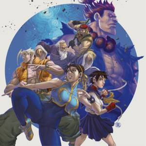 Laced Records - Street Fighter Alpha 2 (Original Soundtrack) 2xLP