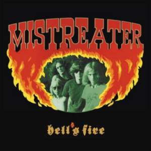 Mistreater - Hell's Fire LP