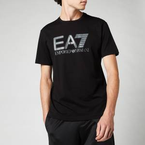 EA7 Men's Visibility T-Shirt - Black