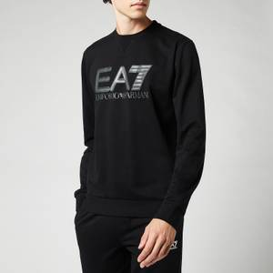 EA7 Men's Visibility Sweatshirt - Black