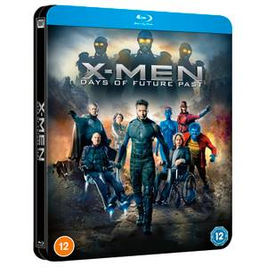 Marvel's X-Men: Days of  Future Past - Zavvi Exclusive Blu-ray Lenticular Steelbook