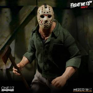 Mezco One:12 Collective Friday The 13th Part 3 Jason Voorhees Action Figure
