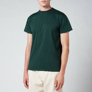 Maison Margiela Men's Classic Jersey T-Shirt - Green