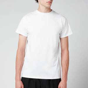 Maison Margiela Men's Classic Jersey T-Shirt - White