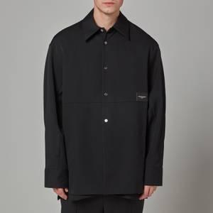 Wooyoungmi Men's Overshirt - Black