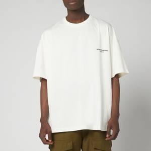 Wooyoungmi Men's Fantasy T-Shirt - Ivory