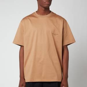 Wooyoungmi Men's Hypnosis T-Shirt - Camel