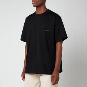Wooyoungmi Men's Misterious T-Shirt - Black