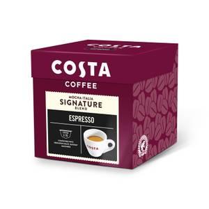 Costa NESCAFE® Dolce Gusto® Compatible Espresso Coffee Pods - 16 Servings
