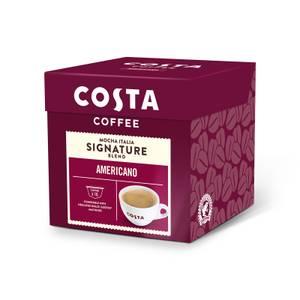 Costa NESCAFE® Dolce Gusto® Compatible Americano Coffee Pods - 16 Servings