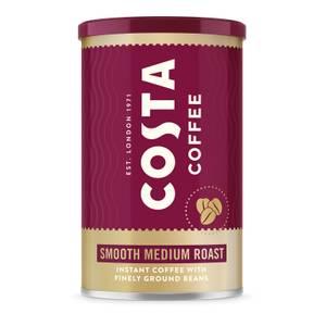 Costa Premium Instant Smooth Medium Roast 100g