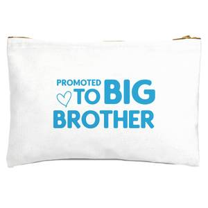 Promoted To Big Brother Zipped Pouch