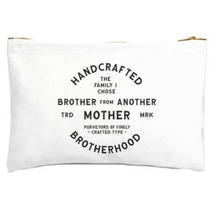 Brother From Another Mother Zipped Pouch