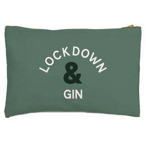 Lockdown & Gin Zipped Pouch