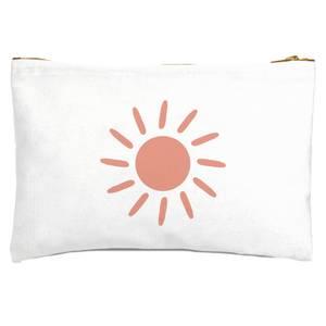 Sun Zipped Pouch