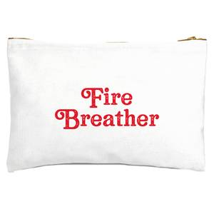 Fire Breather Zipped Pouch