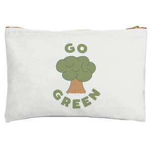 Go Green Zipped Pouch